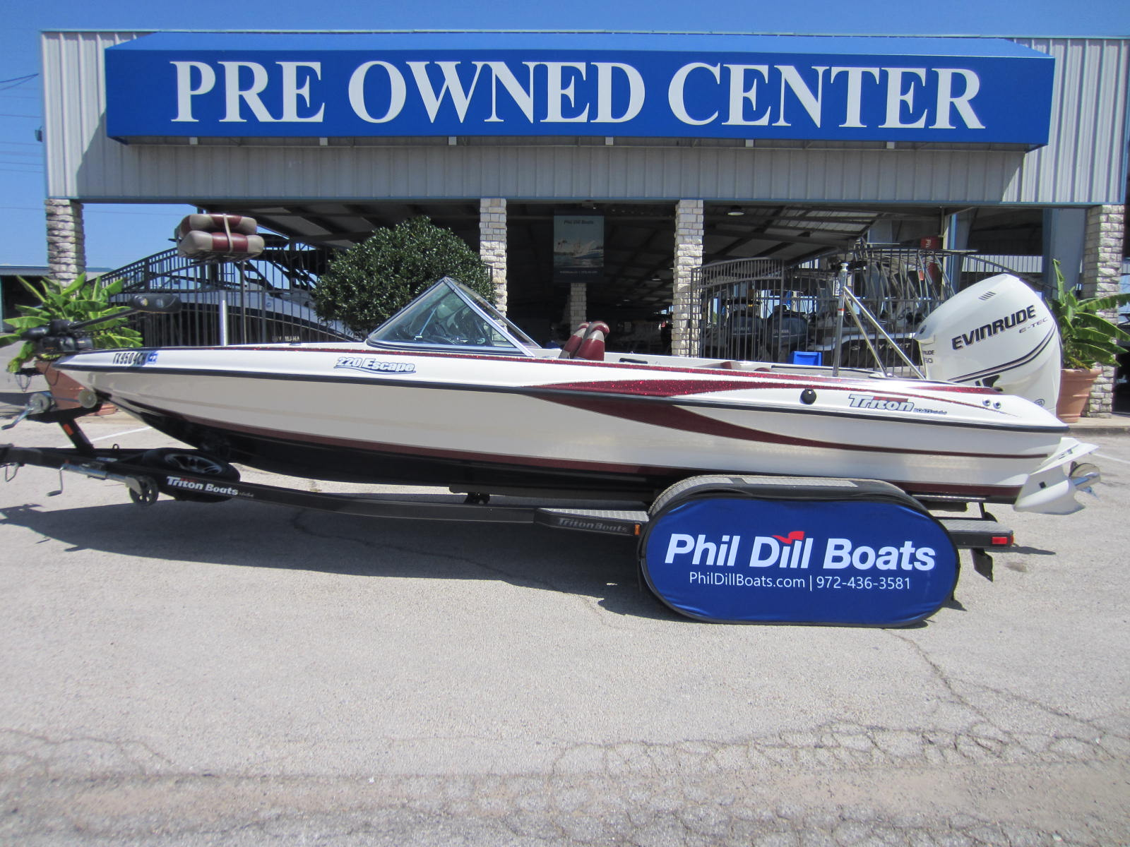 Triton boats for sale in Texas - Boat Trader