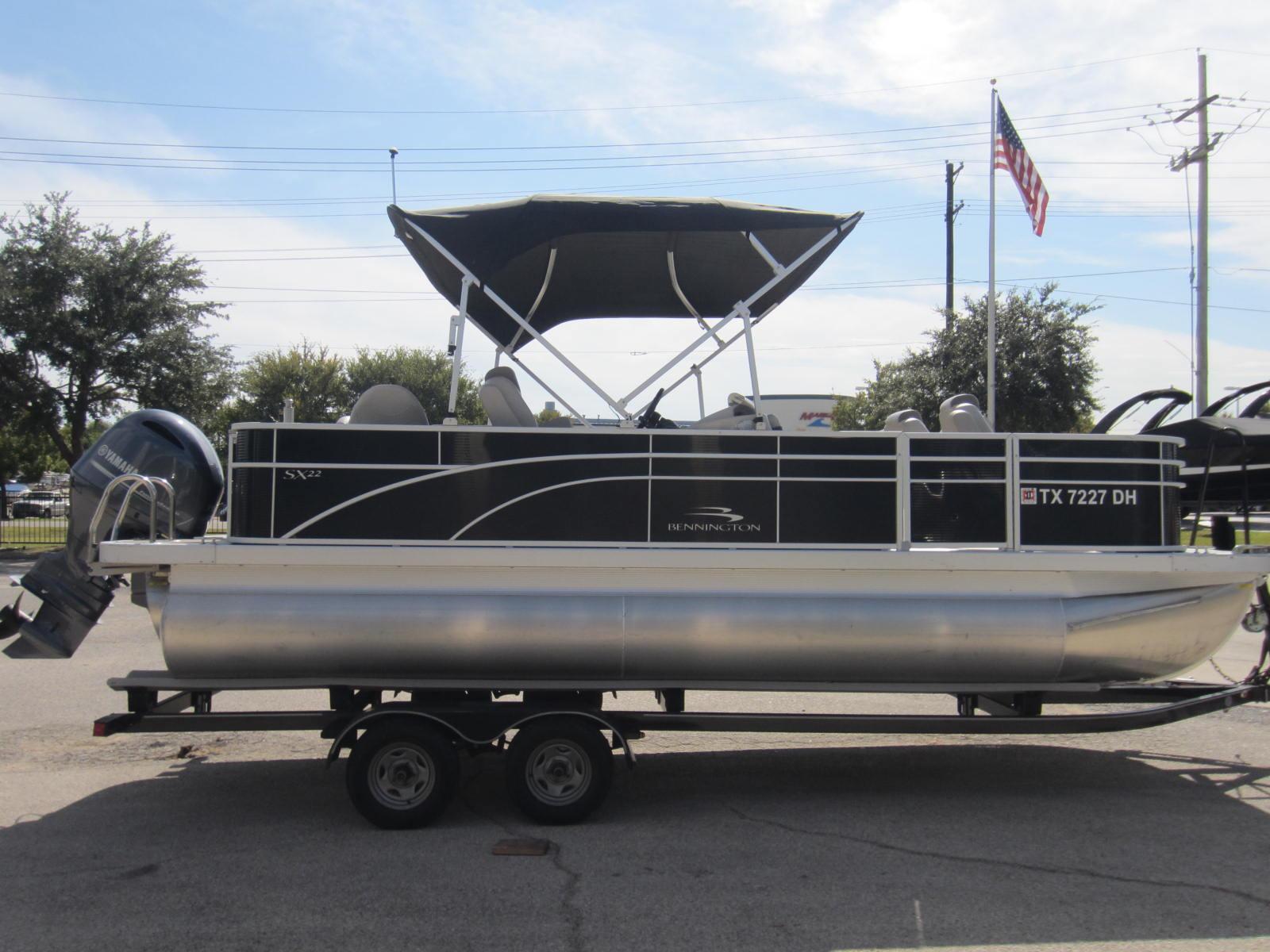 2016 BENNINGTON 2221 SFX APG - Phil Dill Boats - N34171A ...