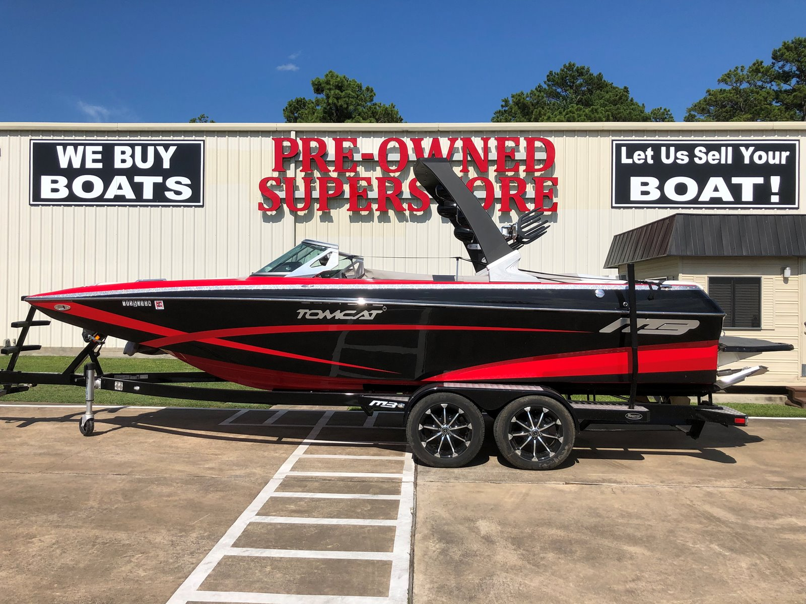 Ski and Wakeboard boat for sale in Texas - Boat Trader