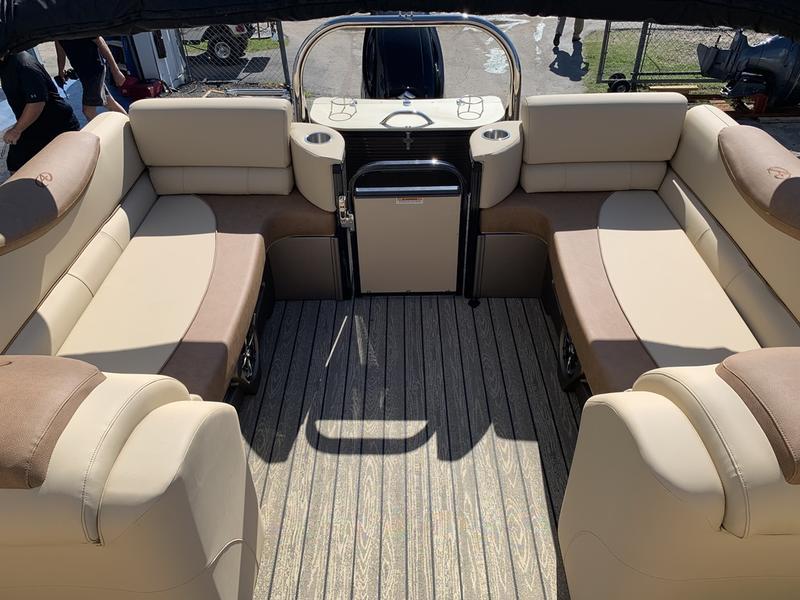 2019 Avalon Cat Ql 23t Texas Marine Conroe N36763