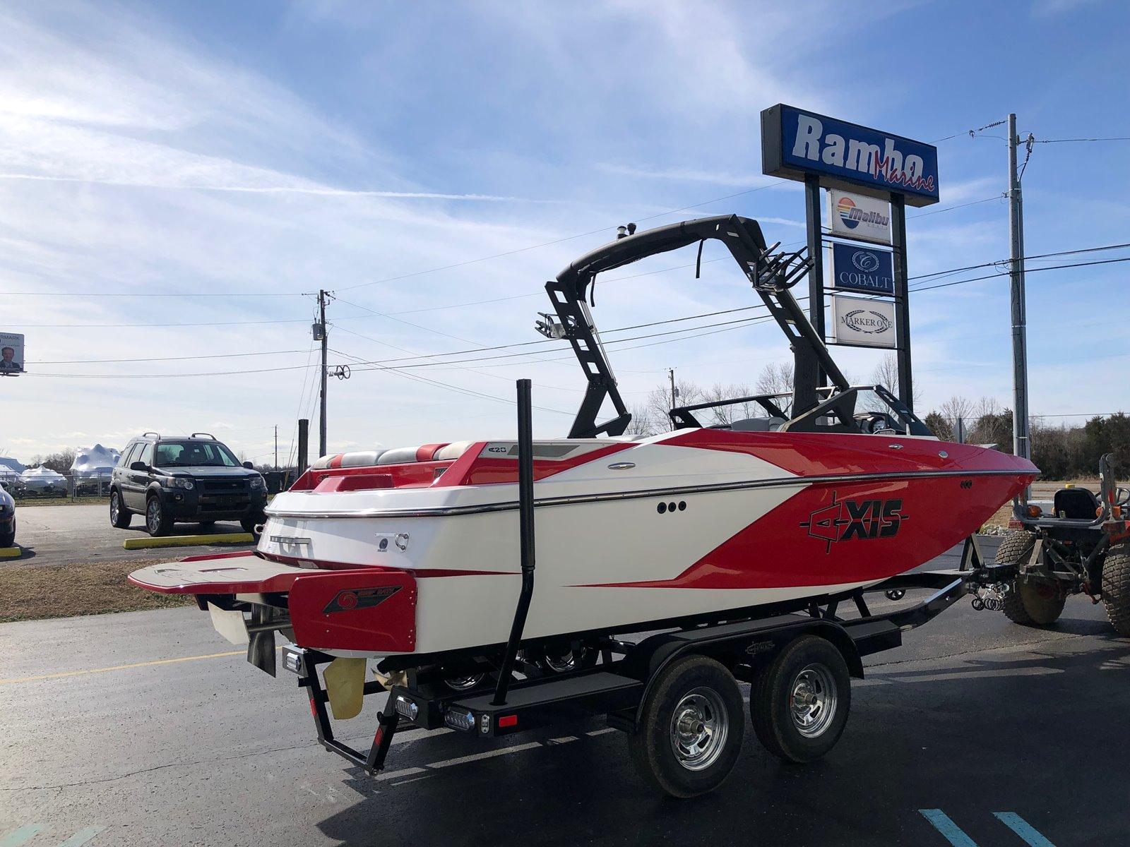 2019 AXIS A20 - Rambo Marine - Huntsville - N33639 - Rambo