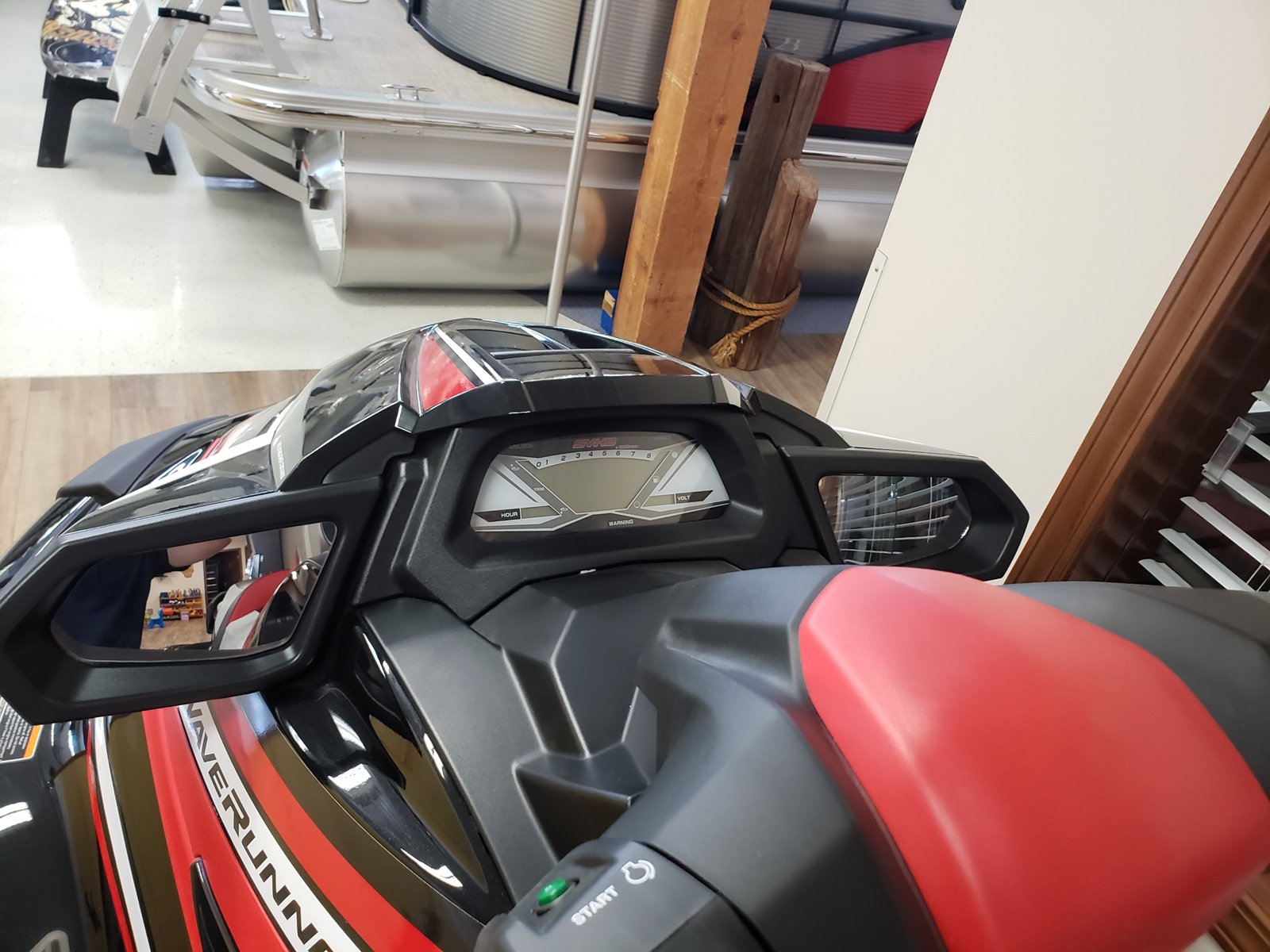 2019 YAMAHA GP1800R - Spend-A-Day - N61163 - Spend A Day Marina